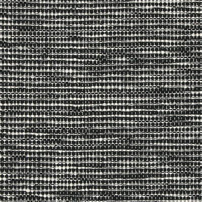 Nordic Black & White Wool Rug