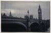 Big Ben Landscape - Rubber backing