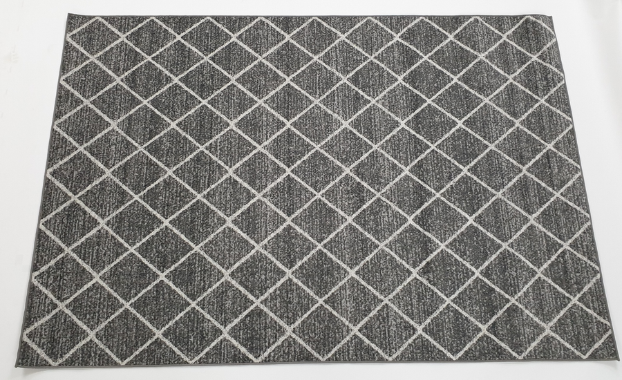 Courtyard Diamond Charcoal
