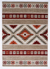 Gilan 432 Beige Red