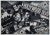 Hollywood - Rubber backing