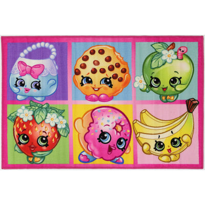 SHOPKINS COLLAGE