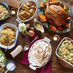 Top 5 Thanksgiving Dishes