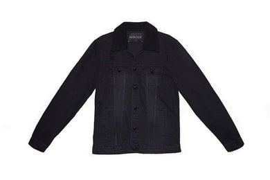 Black Bear Denim Jacket