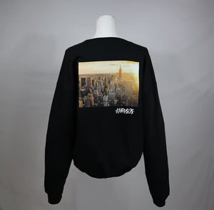 Khrysos New York Skyline Sweater
