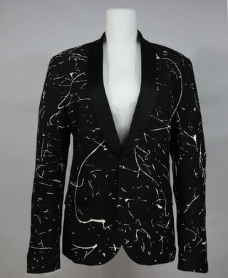Urban Infusion Midnight Dress Coat