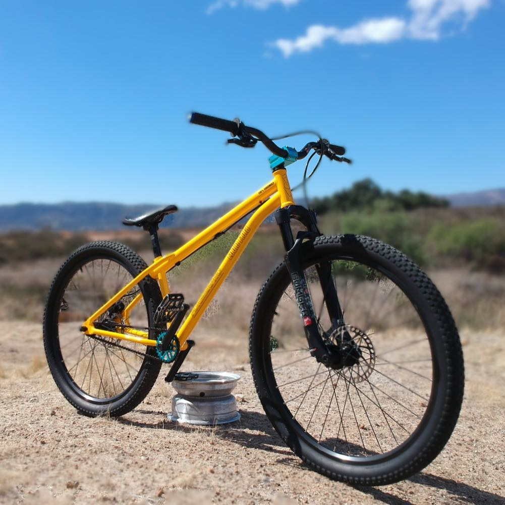Legend Bike Co. | Former Pro 26