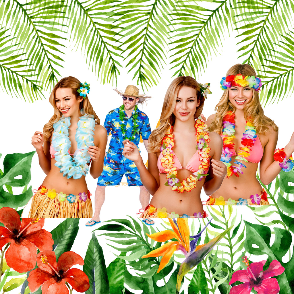 Hawaiian Outfits