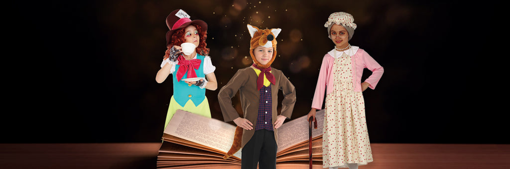 Book Week & Day Costumes