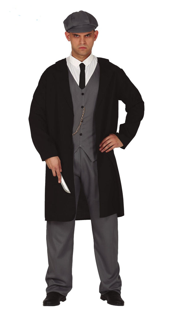 1920's Peaky Blinders Gangster Family fancy dress costume