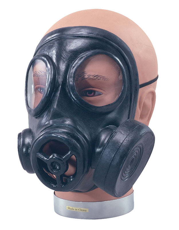 1940's Military Gas Mask fancy dress costume accessory