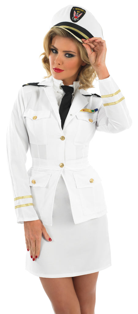 1940's Naval Officer Ladies Sailor outfit.