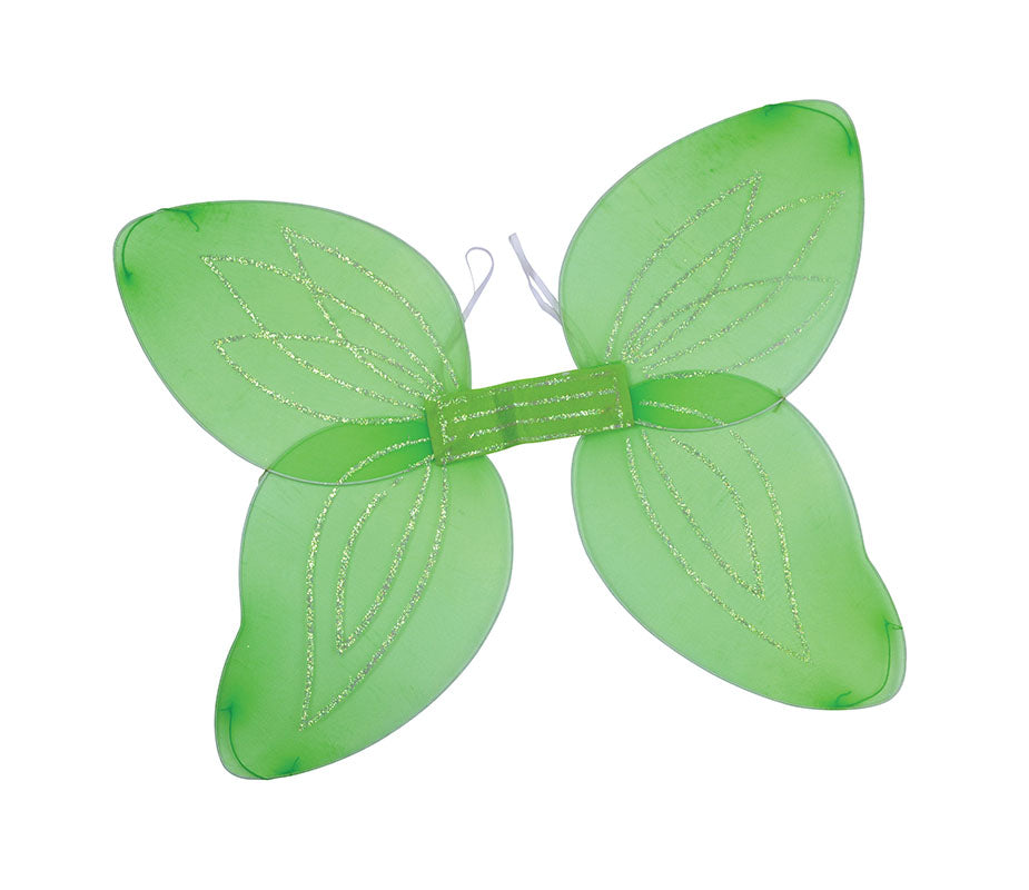 Adult Green Fairy Wings