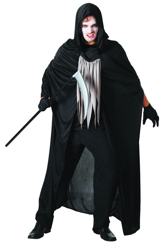 Adult Grim Reaper men's Halloween costume
