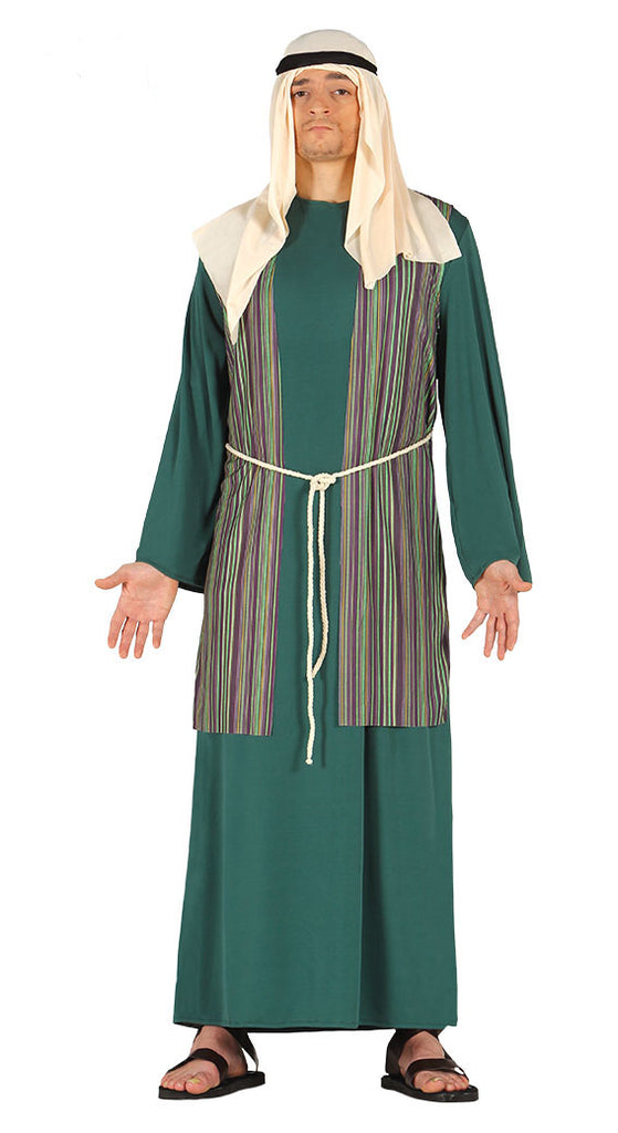 Adult Shepherd Costume Men's Green