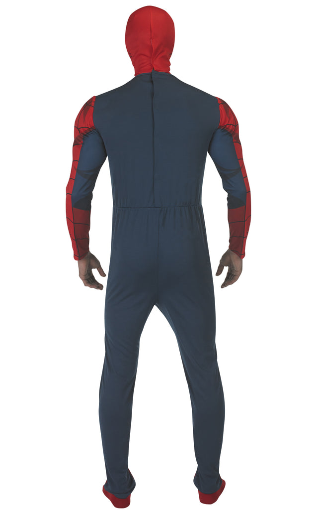 Spiderman Costume Deluxe