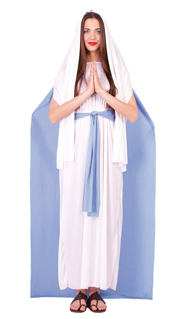 Adult Virgin Mary Costume for women