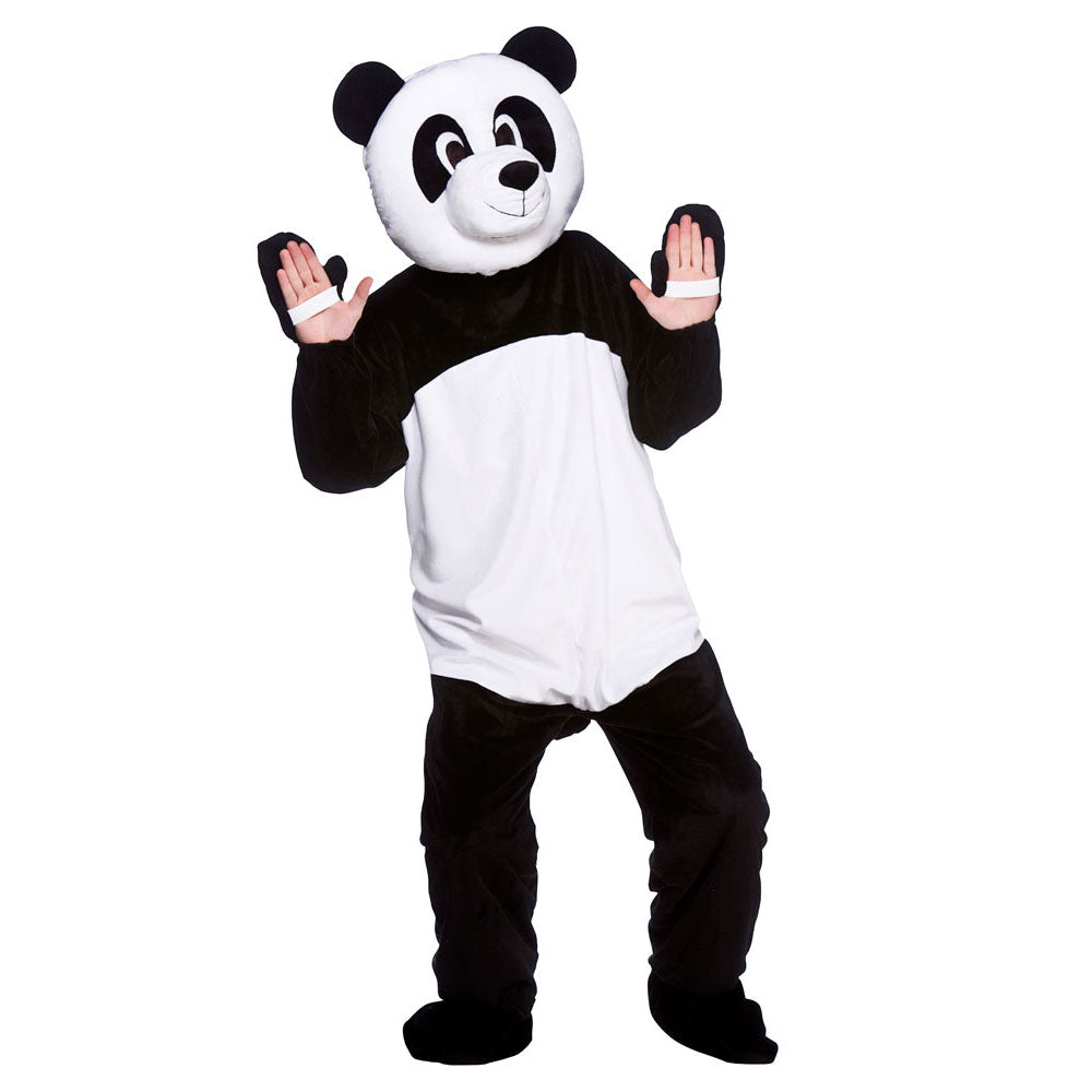Adults Panda Bear Mascot costume