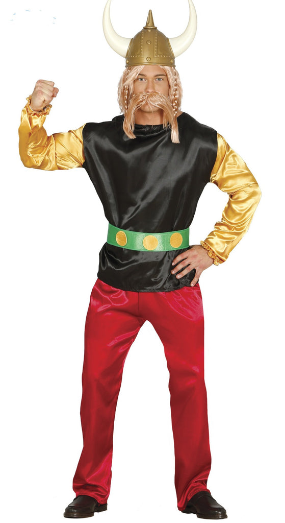 Asterix the Gaul fancy dress costume