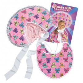 Baby Girl Adult Costume Accessory Kit
