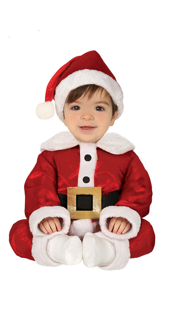 Baby Santa Claus Toddler Costume