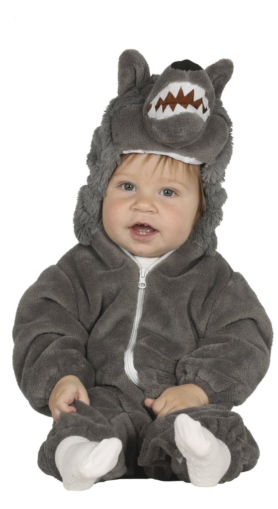 Baby Wolf Toddler Costume