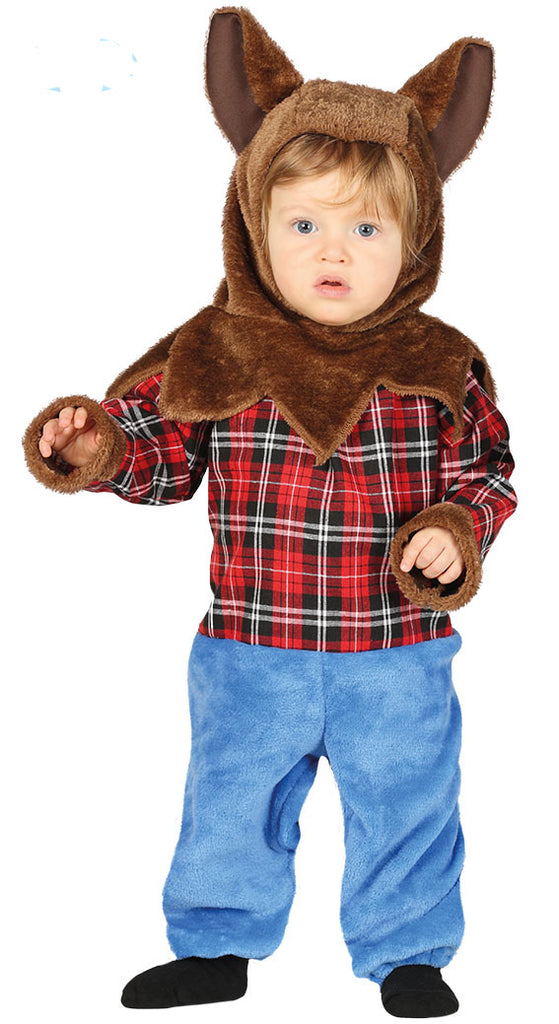 Baby Wolfman Toddler Costume