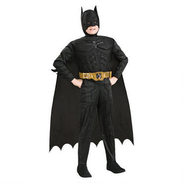 Batman The Dark Knight Costume Boys