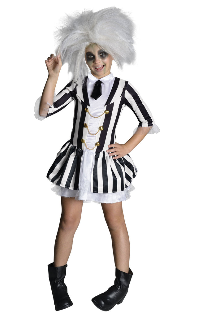 Children's Beetlejuice Girls Costume