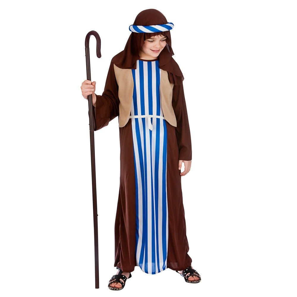 Joseph Christmas Nativity fancy dress costume