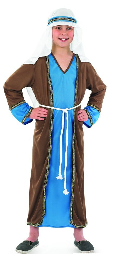 Boys Saint Joseph Nativity Deluxe Costume