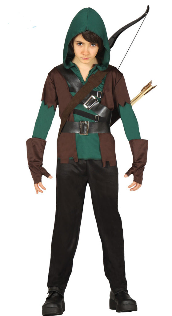 Boys Arrow or Medieval Archer Costume