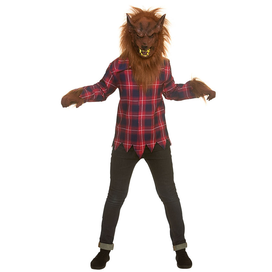 Boys Werewolf Kids Halloween fancy dress Costume