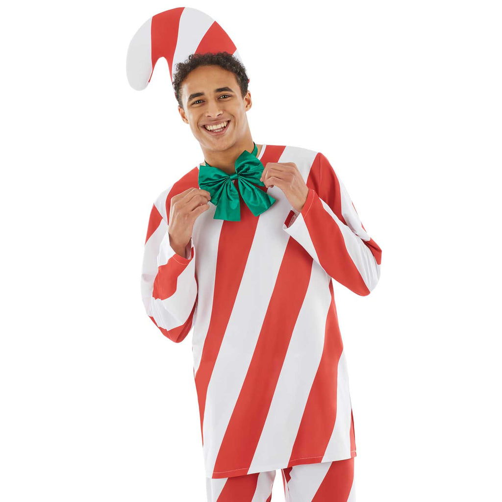 Candy Cane Man Costume