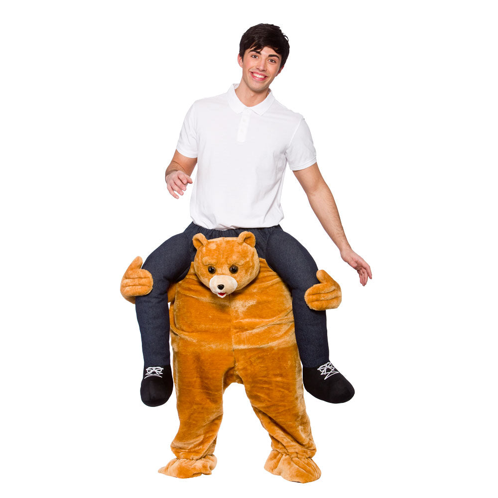 Carry-Me Horse Teddy Bear Costume