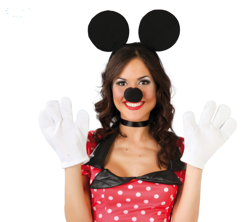 Cartoon Mouse Costume Set
