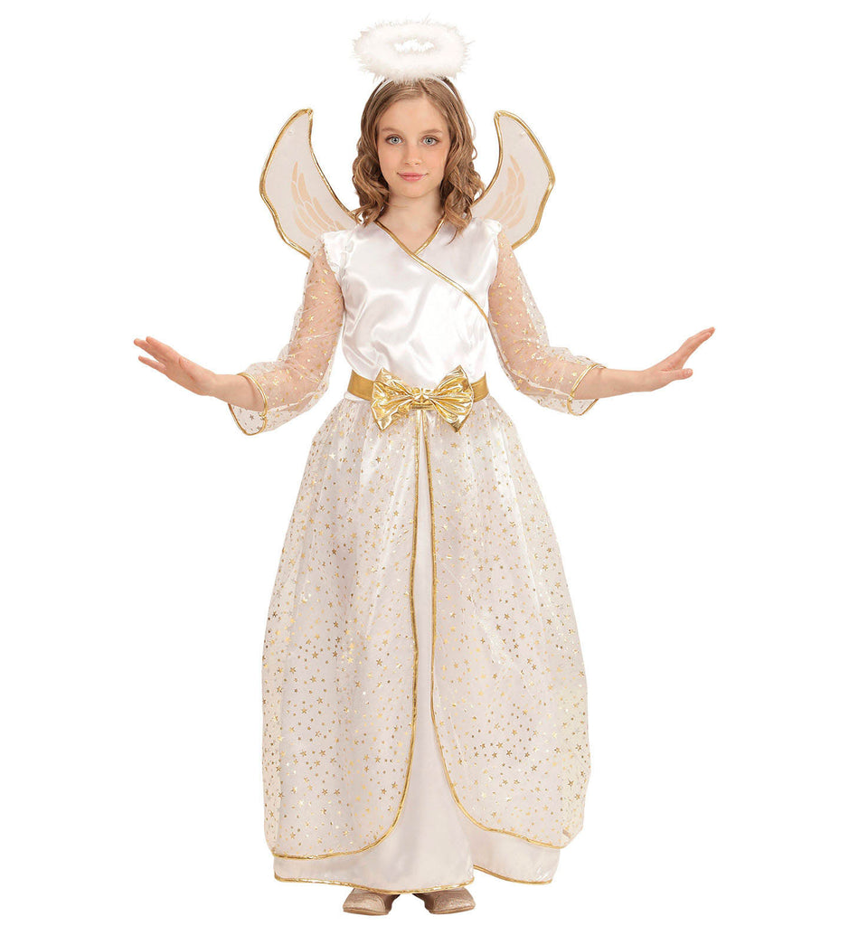 Nativity Angel Costume Girl's
