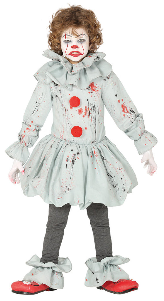 childs killer clown it pennywise costume