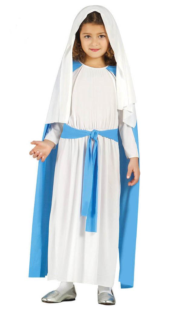 Kid's Virgin Mary Nativity Costume