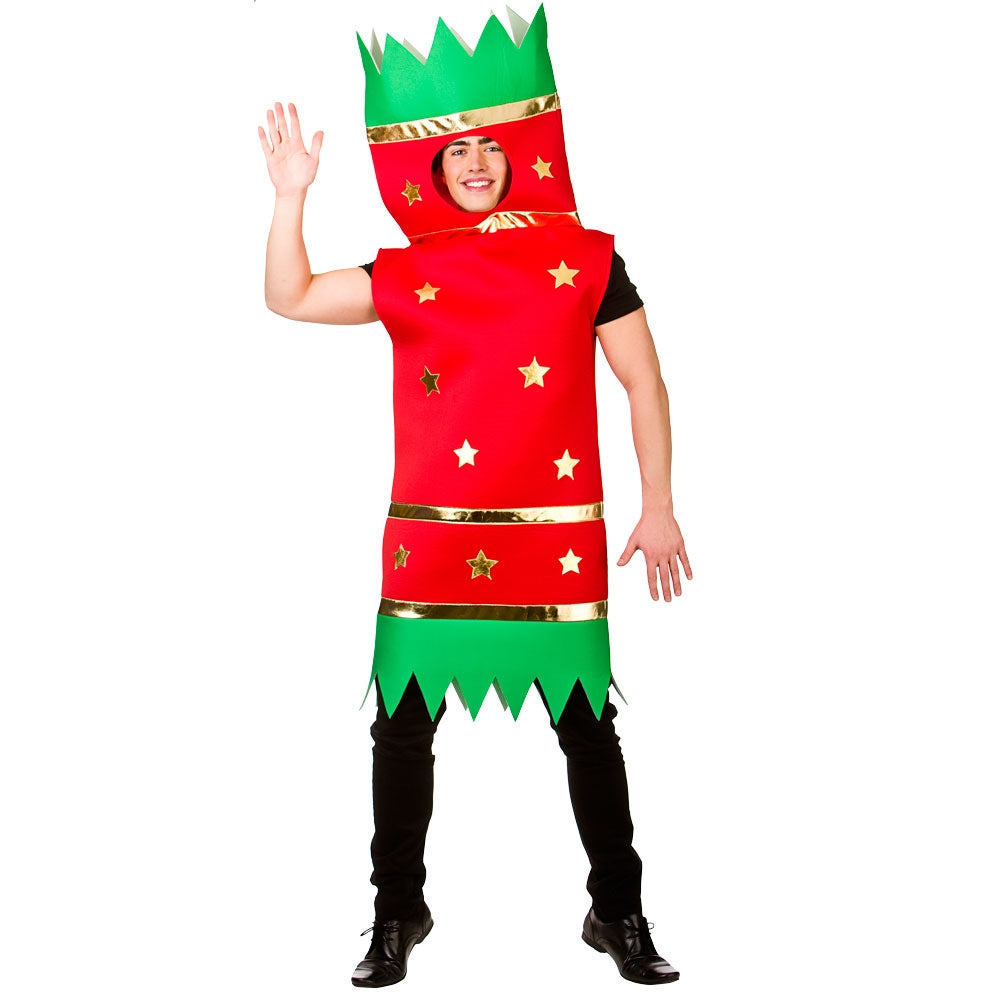 Christmas Cracker Adults Costume
