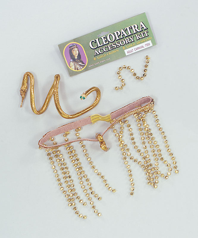 Cleopatra Egyptian Accessory Kit