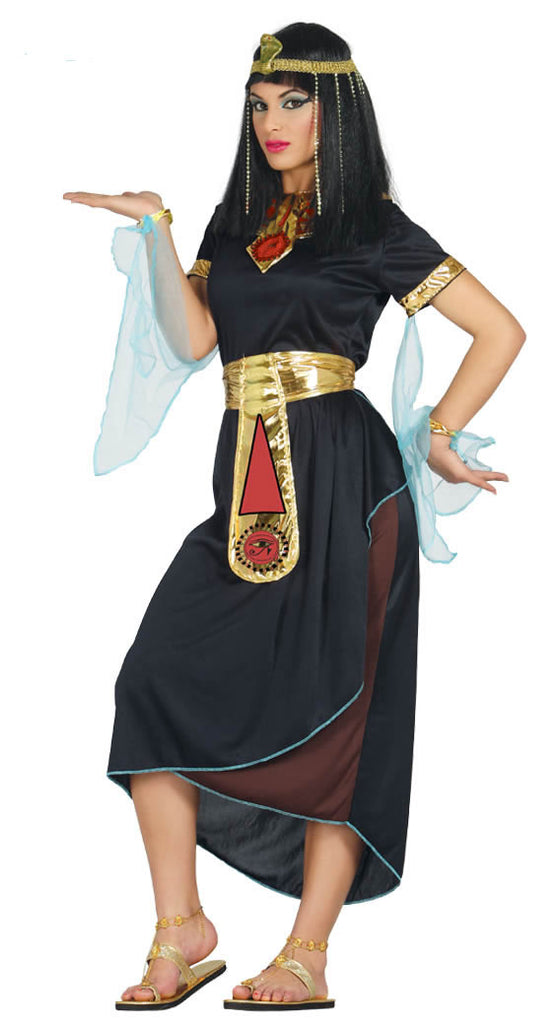 Bring back the most powerful woman in history with this stunning Cleopatra Egyptian Costume
