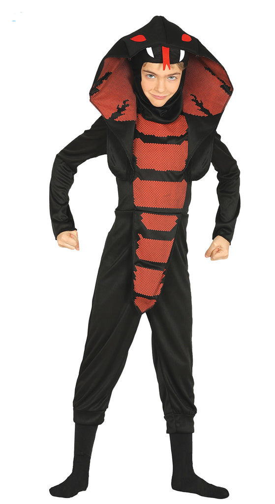 Cobra Ninja Costume Kids