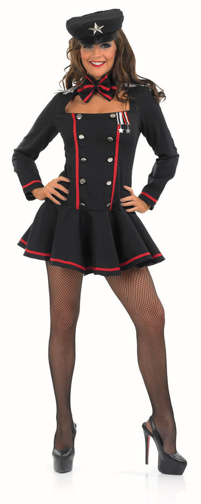 Ladies Army Commander In Chief fancy dressCostume