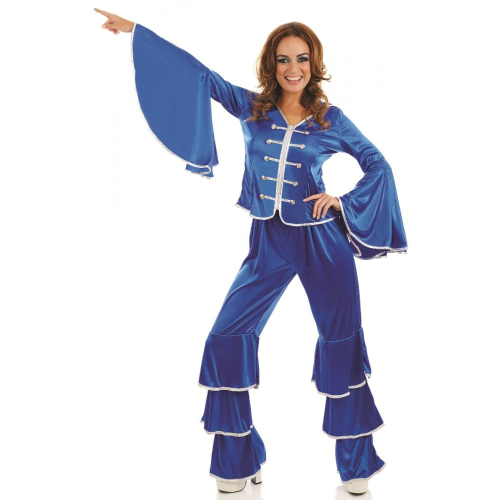 Dancing Queen Abba 1970's Costume