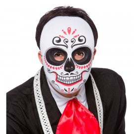 Day of The Dead Mask Men's