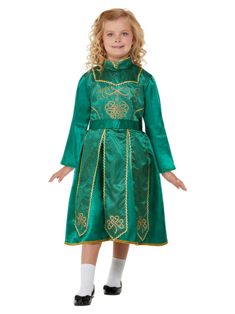 Deluxe Irish Dancer Costume Child