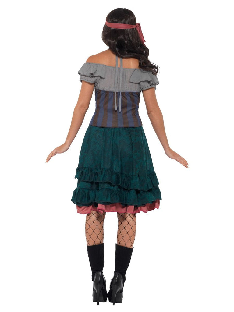 Deluxe Pirate Wench Costume Adult