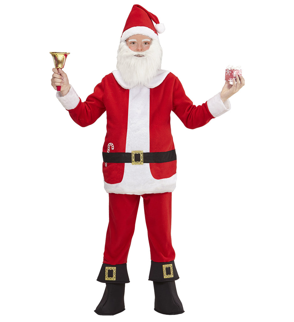 Children's Deluxe Santa Kid's outfit