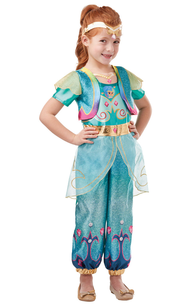 Girls Deluxe Shine outfit for children